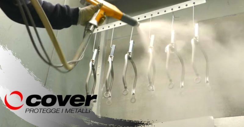Offerta plastificatura metalli con Rilsan - Occasione servizio rivestimenti di metalli Bologna