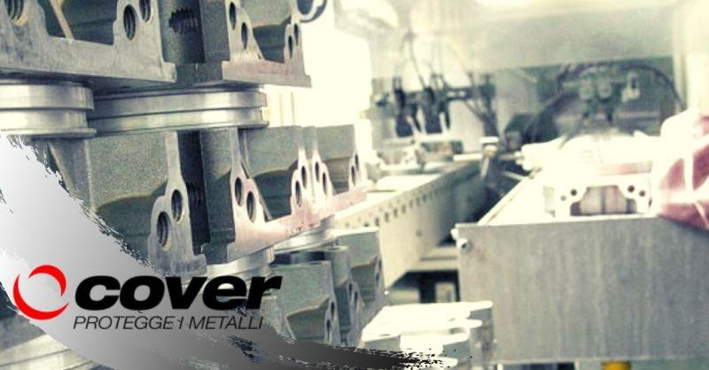 Offerta rivestimento metalli con impregnazione - Occasione impregnazione dei metalli Bologna