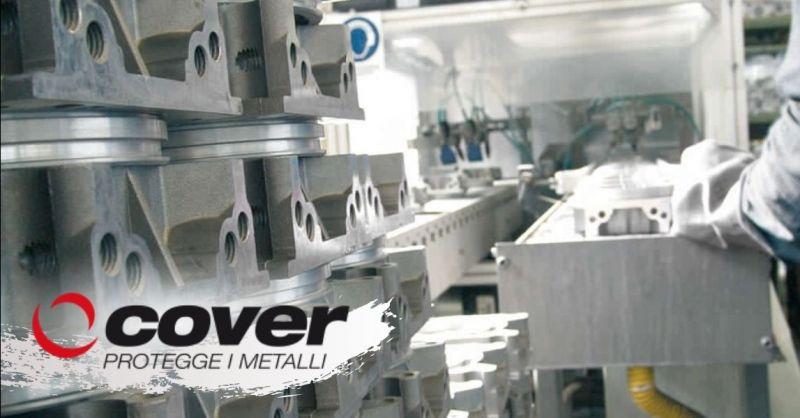 Offerta impregnazione metalli con resina Imprex Parma - Occasione servizio impregnazione metalli Bologna