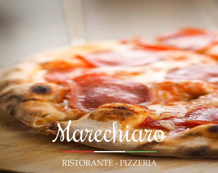 RISTORANTE PIZZERIA MARECHIARO pizza napoletana - promozione pizza lievitata 24 ore