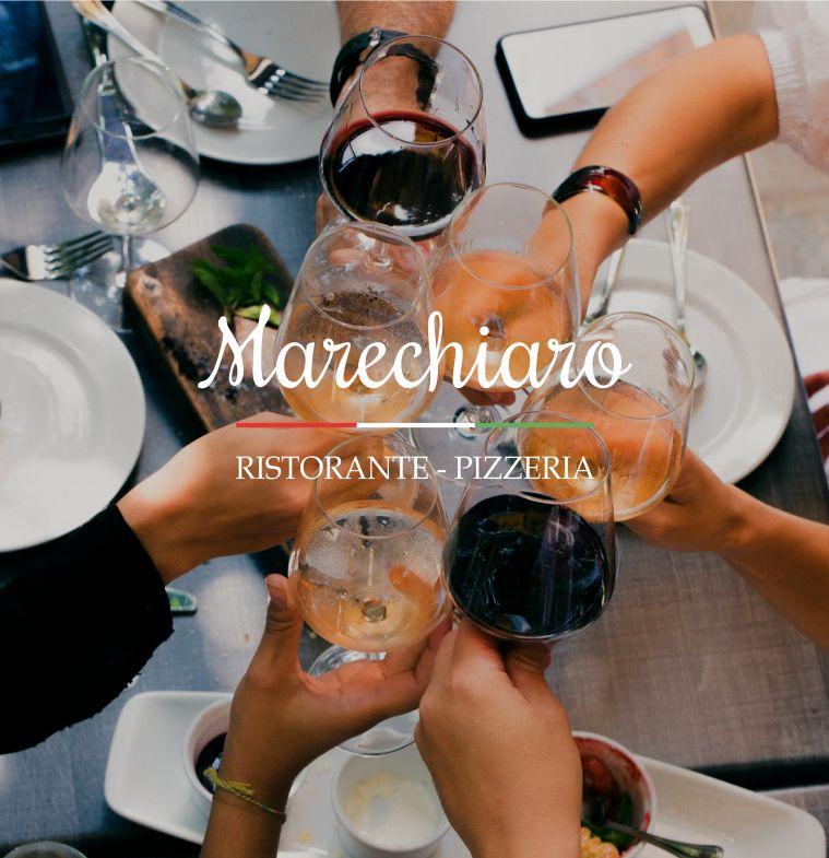RISTORANTE PIZZERIA MARECHIARO offerta cena con amici - promozione cena gruppi menu