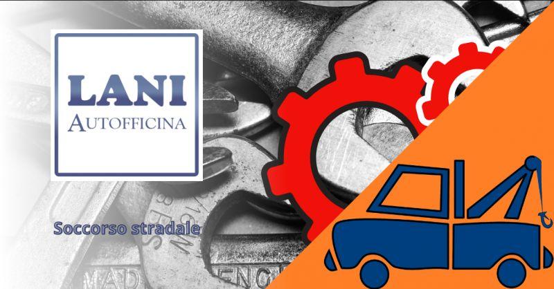 Offerta servizio soccorso stradale con officina Lavinio - occasione carroattrezzi Anzio