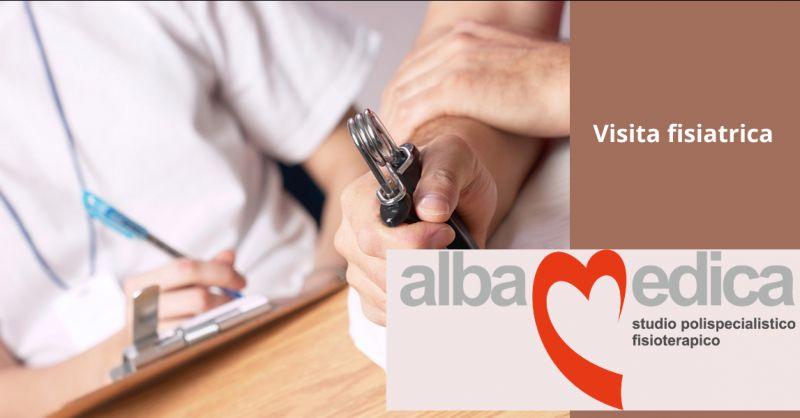 ALBAMEDICA Offerta studio fisiatra pomezia - occasione ambulatorio fisiatra velletri