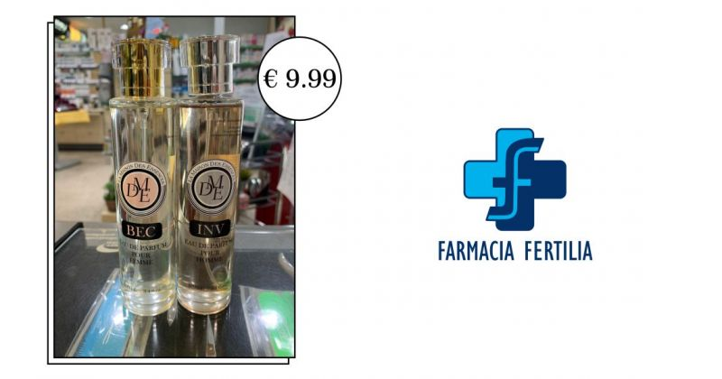 FARMACIA FERTILIA - OFFERTA PROFUMI EQUIVALENTI MAISON DES ESSENCES