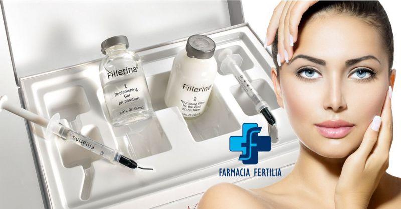 FARMACIA FERTILIA - offerta trattamento Fillerina Labo acido ialuronico rughe attenuate