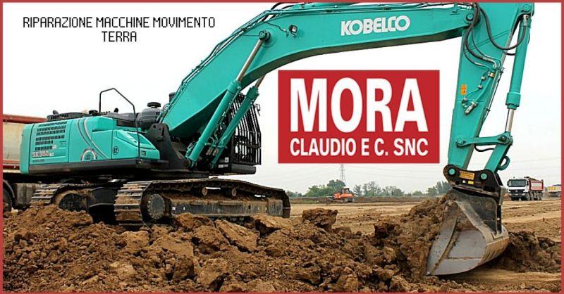 Offerta manutenzione macchine movimento terra Parma riparazione macchine movimento terra Parma
