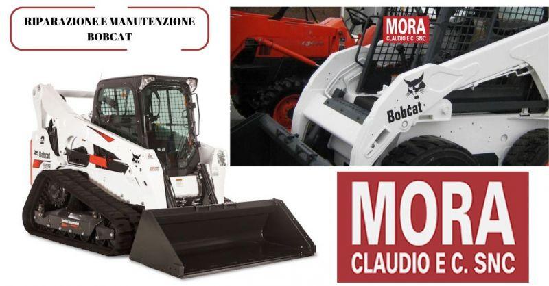 Offerta riparazione Bobcat parma  manutenzione Bobcat parma