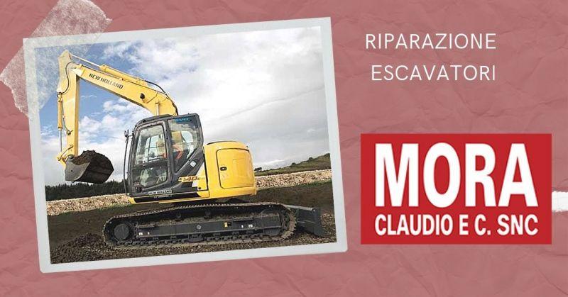Offerta riparazioni escavatori parma manutenzione escavatori parma