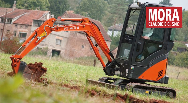 Offerta riparazione escavatori Reggio Emilia – Promozione interventi manutenzione escavatori Reggio Emilia