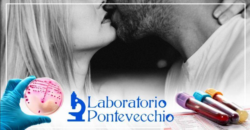 Test specialistico malattie sessualmente trasmissibili Bologna - Esame specifico malattie veneree