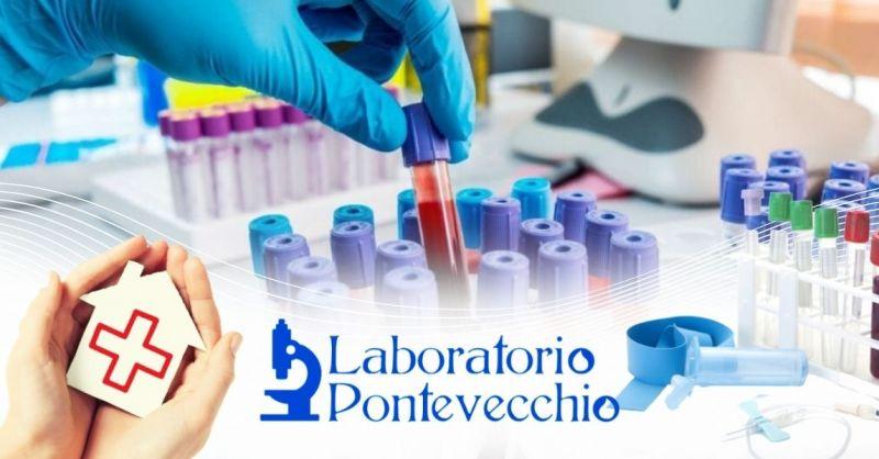 LABORATORIO PONTEVECCHIO - Offerta Laboratorio privato con servizio prelievi a domicilio Bologna