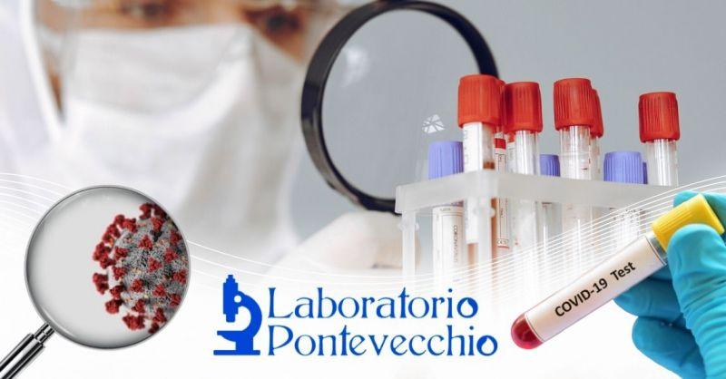 Offerta prenotazione test sierologico Covid - Offerta tamponi antigenici molecolari Bologna