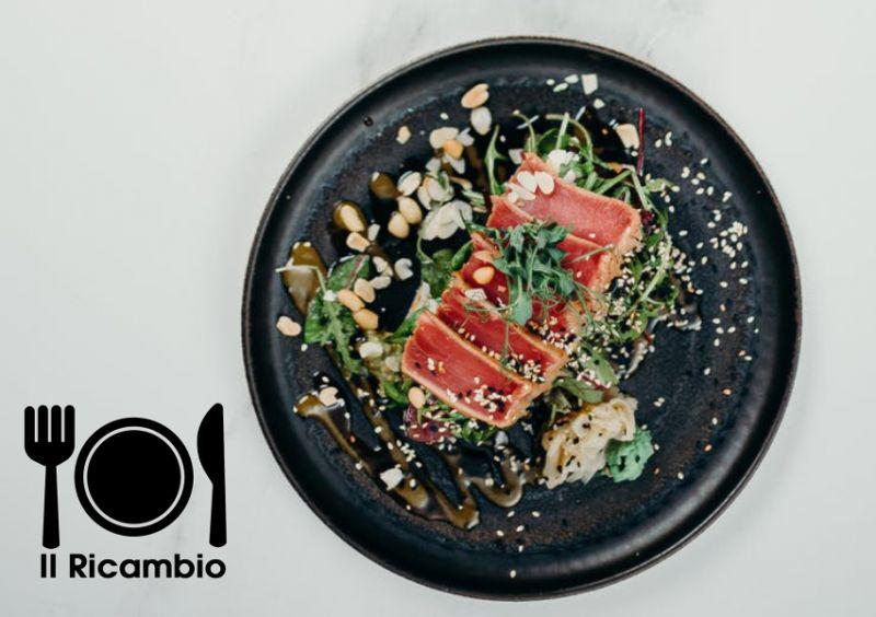 RISTORANTE PIZZERIA IL RICAMBIO offerta piatti di mare – promozione insalatone gourmet