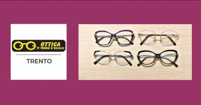 ottica ti tengo d occhio offerta vendita occhiali da vista trento