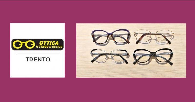 OTTICA TI TENGO D OCCHIO - offerta vendita occhiali da vista Trento