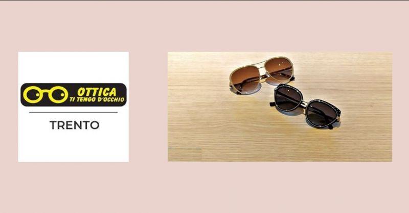 OTTICA TI TENGO D OCCHIO - offerta negozio occhiali da sole Trento
