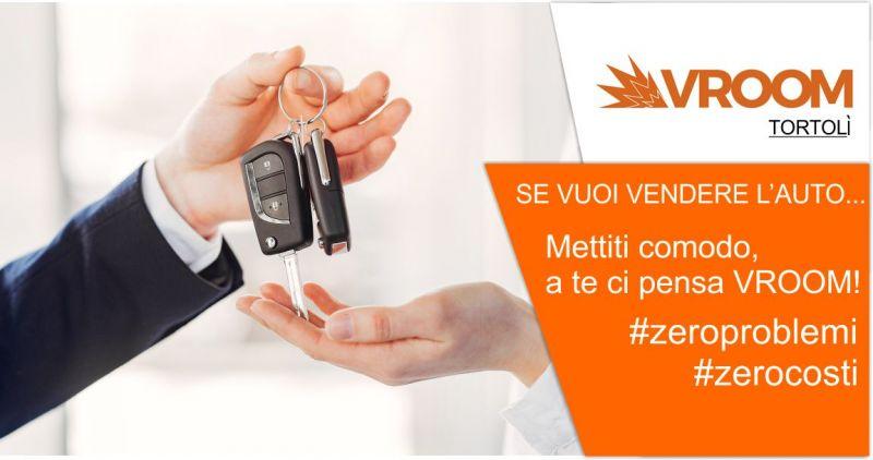 VROOM AUTO Tortoli - offerta servizio di intermediazione vendita auto senza costi