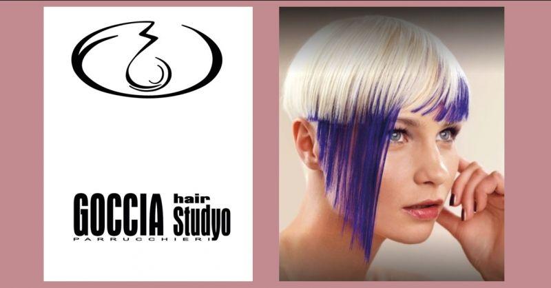 SALONE GOCCIA HAIR STUDYO - offerta negozio prodotti per capelli Trento