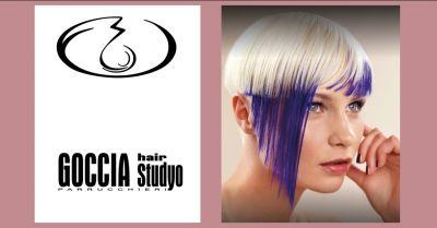 salone goccia hair studyo offerta negozio prodotti per capelli trento