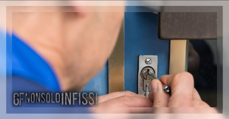 GF NON SOLO INFISSI - Offerta pronto intervento apertura serrature Roma Infernetto