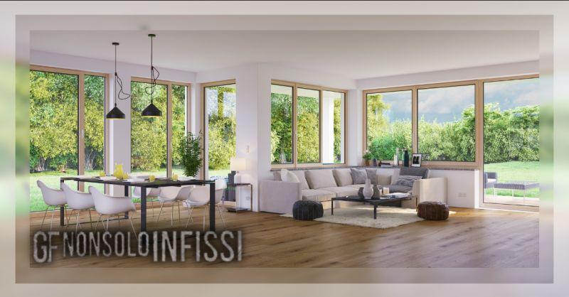 GF NON SOLO INFISSI - Offerta ditta per restauro appartamenti Fiumicino