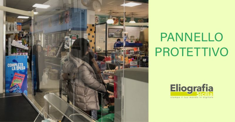 Offerta realizzazione pannelli protettivi in plexiglas Catania - Occasione Produzione pannello protettivo plexiglas