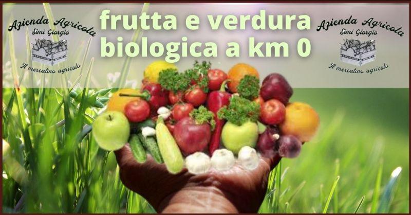 Cerca dove comprare frutta e verdura biologica a km zero in Toscana