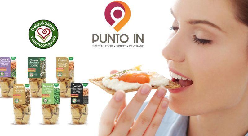 Sconto crackers senza glutine Lamezia Terme – Promozione snack salato senza glutine Catanzaro
