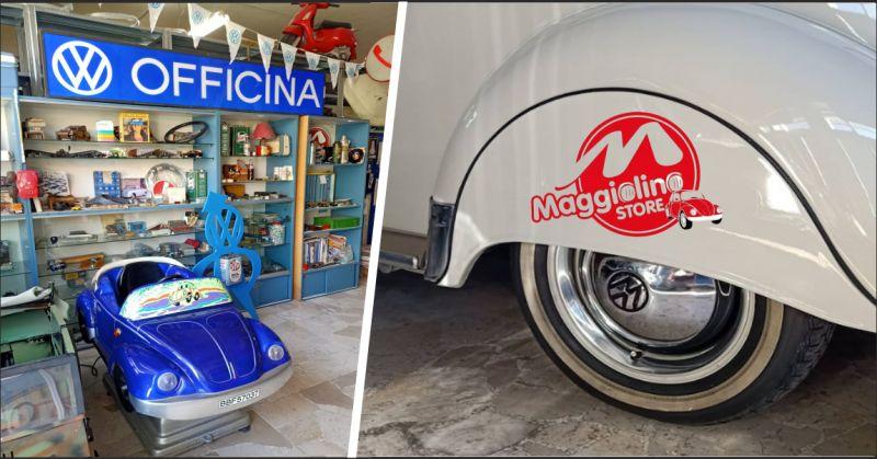 offerta negozio vendita ricambi maggiolino volkswagen - occasione negozio vendita accessori pulmino volkswagen