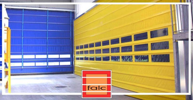 Offerta installazione porte veloci in pvc - occasione vendita porte rapide industriali Verona