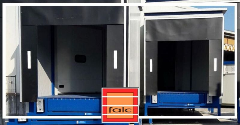 Offerta manutenzione logistiche industriali - occasione riparazione baie di carico Verona