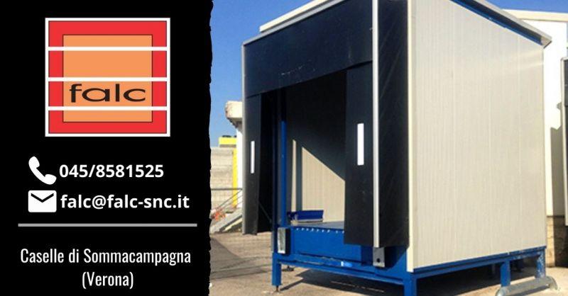 Occasione vendita rampe di carico Verona - Promozione manutenzione punti di carico scarico Verona