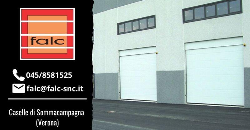 Promozione vendita porte avvolgibili industriali in pvc - Offerta installazione porte rapide industriali Verona