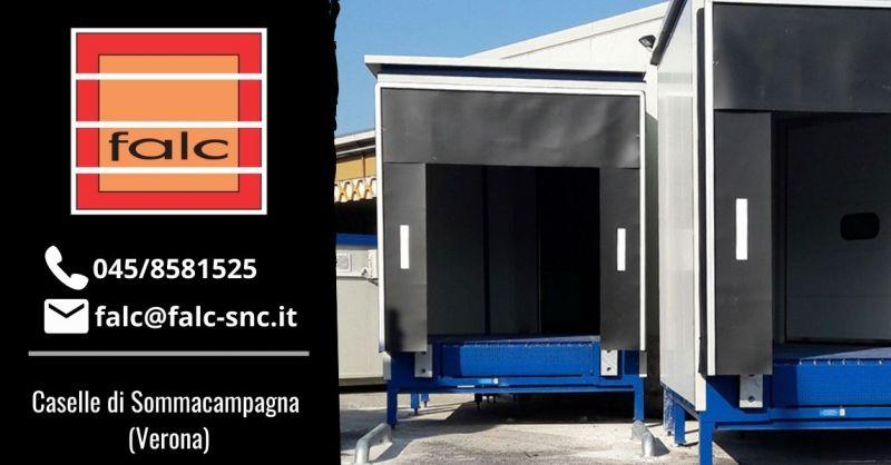 Promozione manutenzione baie di carico Verona - Offerta servizio riparazione logistiche industriali