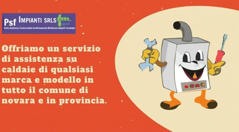 Occasione servizio di ASSISTENZA SU CALDAIE di qualsiasi marca e modello a Novara – Occasione Pronto Intervento Caldaie a Novara