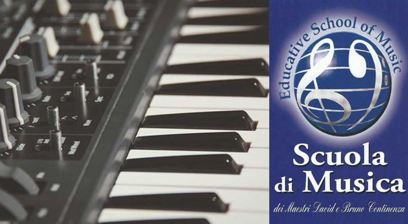 Offerta corso tastiera elettronica Roma - Promozione scuola di musica Roma