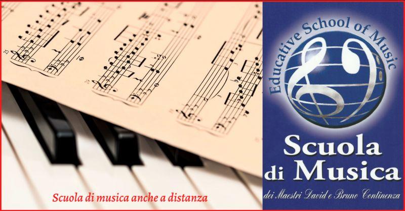 EDUCATIVE SCHOOL OF MUSIC - Offerta scuola di musica a distanza Roma