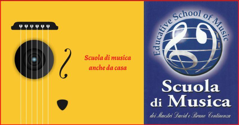 EDUCATIVE SCHOOL OF MUSIC - Offerta scuola di musica da casa Roma