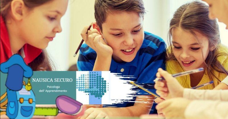 Offerta consulenza per bambini con disturbi dell'apprendimento Padova