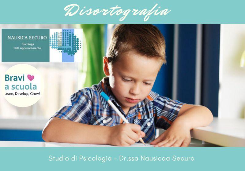 Occasione Specialista DSA Dottoressa Securo Cittadella - offerta aiuto disortografia bambini