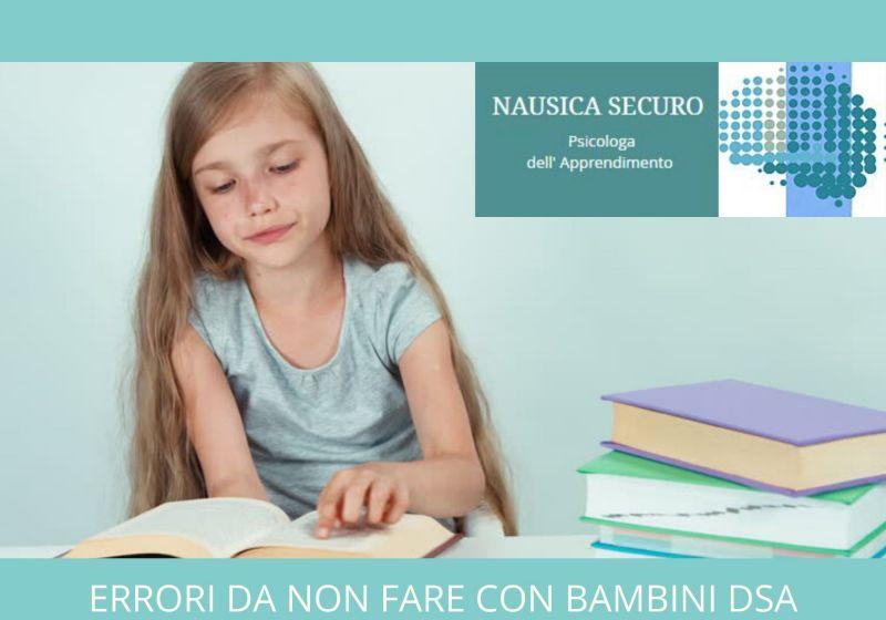 Promozione Psicologo per ragazzi esperto DSA Cittadella Padova
