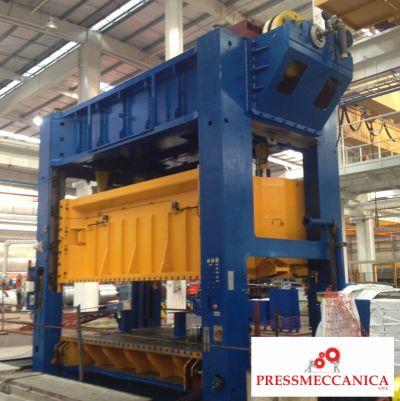 pressmeccanica snc offerta manutenzione presse meccaniche montaggio presse industriali