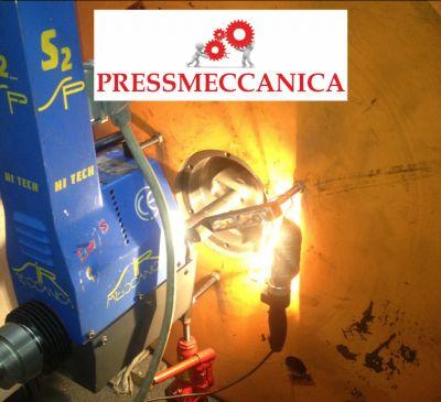 pressmeccanica snc offerta saldatura a freddo saldatura con certificazione castolin