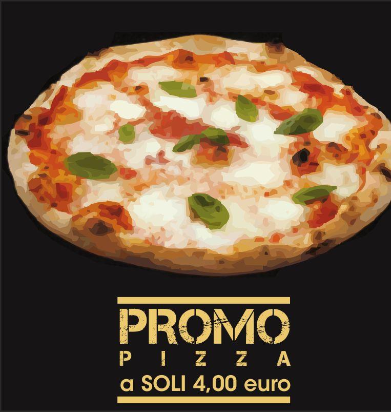 DA VINCI offerta pizza a domicilio consegna gratuita - promozione pizza margherita