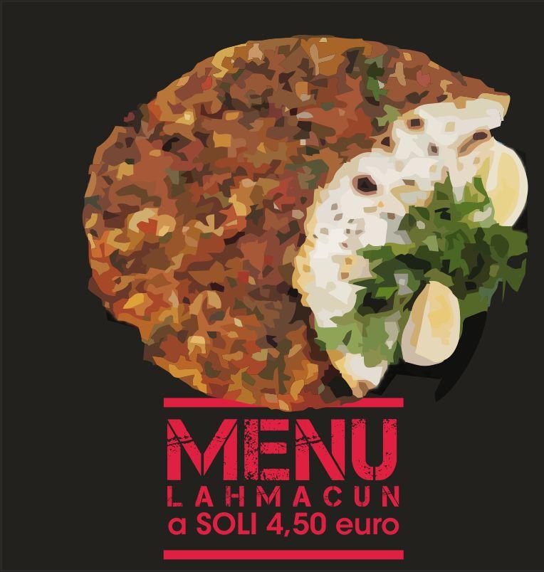 DA VINCI offerta promo lahmacun - promozione pizza turca consegna a domicilio