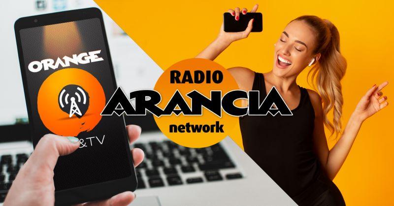 RADIO ARANCIA - Offerta App Radio Online Gratuita Downolad Ancona