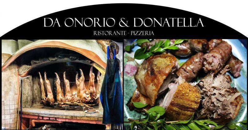 Da Onorio e Donatella Porto Rotondo  - offerta ristorante carne alla griglia cotta alla brace
