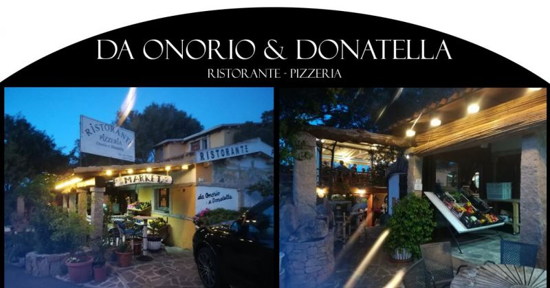 Da Onorio e Donatella - offerta ristorante dove gustare i migliori piatti tradizionali cucina tipica sarda