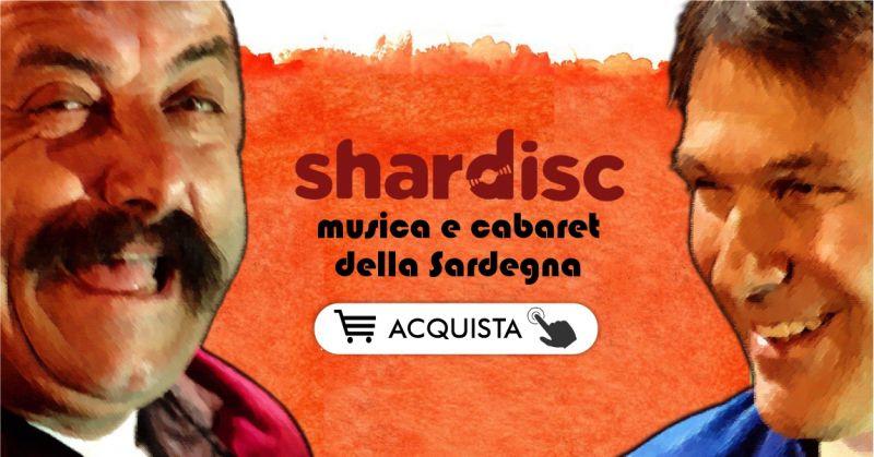 SHARDISC  negozio online - offerta cd dvd musica e cabaret Sardegna discografia Benito Urgu