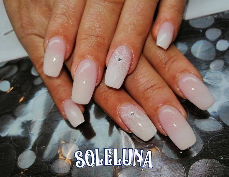 SOLELUNA offerta salone art nails – promozione ricostruzione unghie